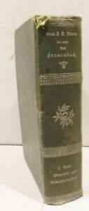 034-Das-Frauenbuch-034-Ein-Arztlicher-Ratgeber-fur-die-Frau-von-Frau-Adams-Dr-med