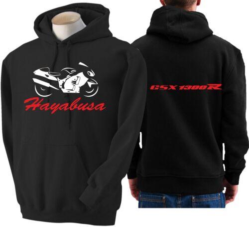Felpa per moto SUZUKI HAYABUSA 2007 hoodie sweatshirt bike hoody Hooded sweater