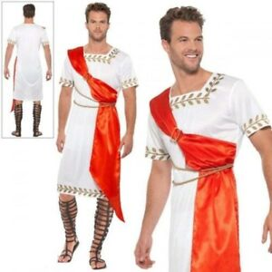 513dcf53e Image is loading Roman-Senator-Costume-Mens-Emperor-Gladiator-Ancients-Toga-