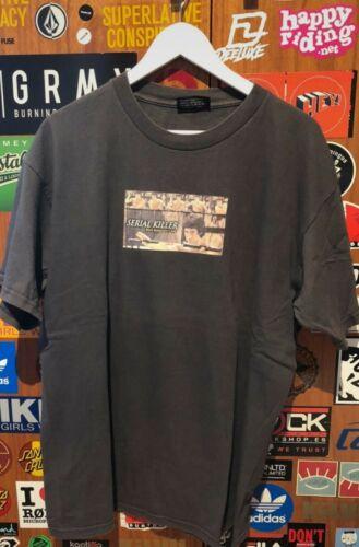 Vintage Serial Killer Bruce Lee Tshirt XL Pornstar