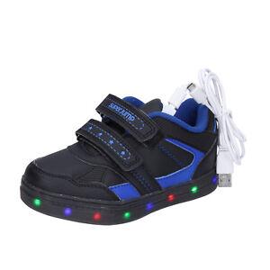 2d07c08f1e8ee8 Caricamento dell'immagine in corso scarpe-bambino-SUPER-JUMP-32 -EU-sneakers-nero-