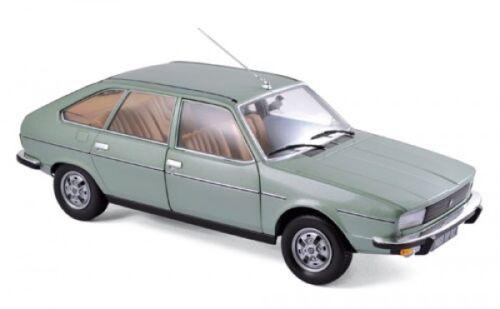 Algue Grün metallic 1:18-185265 Norev Renault 20 TS 1978