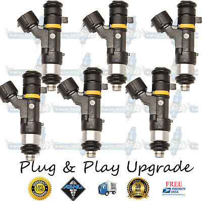 6 X Best Upgrade OE Fuel Injectors for 04591986AA Chrysler Dodge 3.5L 4.0L