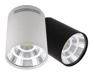 Stati-Uniti-5W-30W-Soffitto-Lampada-Luce-LED-Superficie-Supporto-Interno-Lato