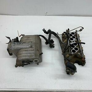 1996-1998-OEM-Ford-Explorer-5-0-V8-302-GT40-Upper-Lower-Intake-Manifold-S7179