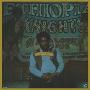 Donald-Byrd-Ethiopian-Knights-New-Vinyl-LP-180-Gram