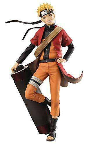 Naruto Shippuden Naruto Uzumaki Sage Mode  G.E.M. Series Japan nouveau  belle