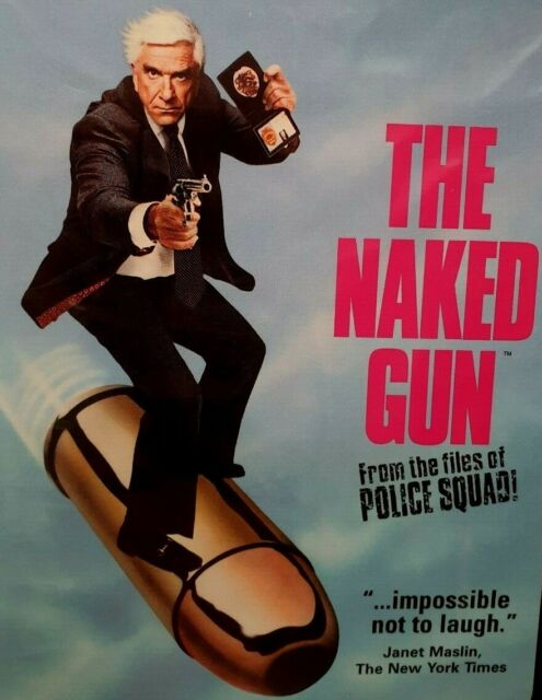 The Naked Gun: From the Files of Police Squad (DVD, 2000