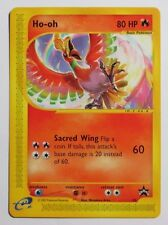 Ho-Oh - Promo #52 - Black Star Rare Pokemon Card