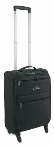 55x35x22cm Super Léger 4 Roues Spinner Valise cabine trolley bagage case