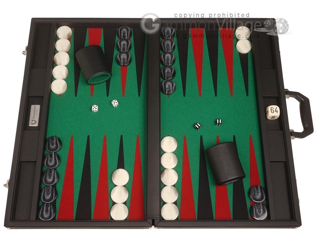 Torneo de backgammon freistadtler Profesional Set-Modelo 310Z