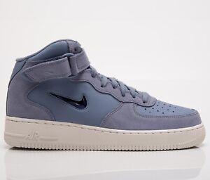 4b8e6b715e4 Nike Air Force 1 Mid  07 LV8 UK5.5 EU38.5 US6 Ashen Slate Blue Void ...