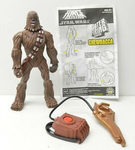 FORCE-BATTLERS-Chewbacca-6-034-Action-Figure-2005-Star-Wars-complete-Hasbro
