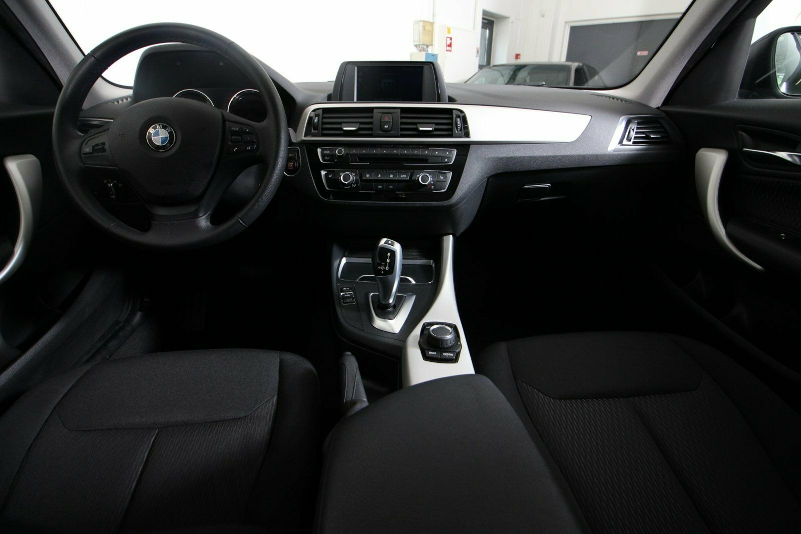 BMW 118d aut. Van