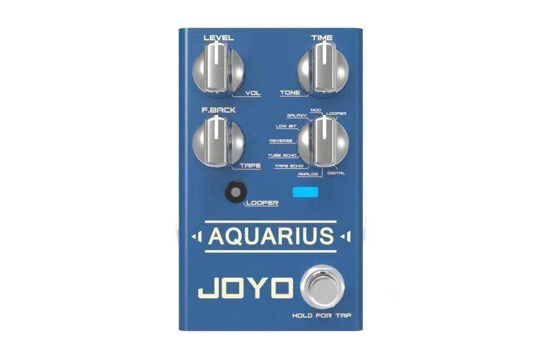 JOYO JOYO JOYO R-07 multi-mode digital delay guitar effect pedal for Guitar 491d3e