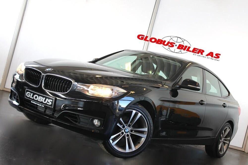 BMW 320i 2,0 Gran Turismo 5d - 249.900 kr.