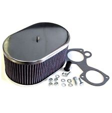 WEBER/DELLORTO/SOLEX DCOE/DHLA/ADDH 38/40/42/45/48/ TWIN CARBS AIR FILTER