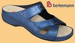 Berkemann-Pantoletten-Hausschuhe-Pantoffeln-Sandalen-TOP-SUPERWEICH-Damen-3-8-5