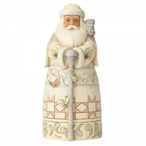 JIM SHORE Figur Winter Adventrue Awaits Enesco Heartwood Creek 6001415 Skulptur