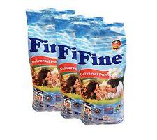 3 x 10 Kg FINE Premium Waschmittel Waschpulver Vollwaschmittel