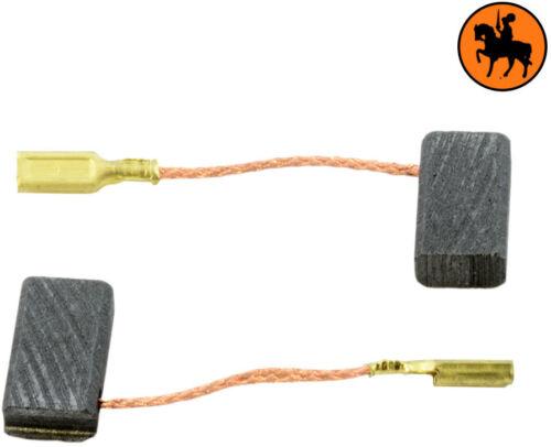 5x8x13,5mm Kohlebürsten Mit Kabel und Stecker Ersetzt 2.604.321.943