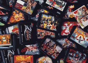 225 Of New Arrivals 16 Bit Game Cards For Sega Genesis Mega Drive Fast Shipping