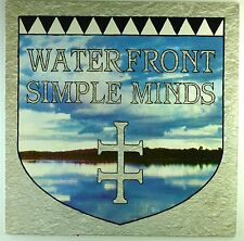 "12"" Maxi - Simple Minds - Waterfront - M737 - washed & cleaned"