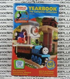 Learning-Curve-Thomas-The-Train-amp-Friends-Wooden-Railway-2005-YEARBOOK-Vol-XI