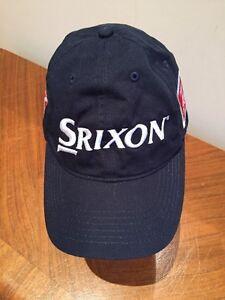 8d19332e38d Image is loading Srixon-Navy-Blue-Golf-Cap-Hat-Adjustable