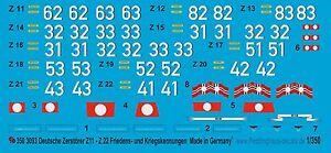 Peddinghaus-1-350-EP-3093-Allemand-Destroyer-Z11-Z-22