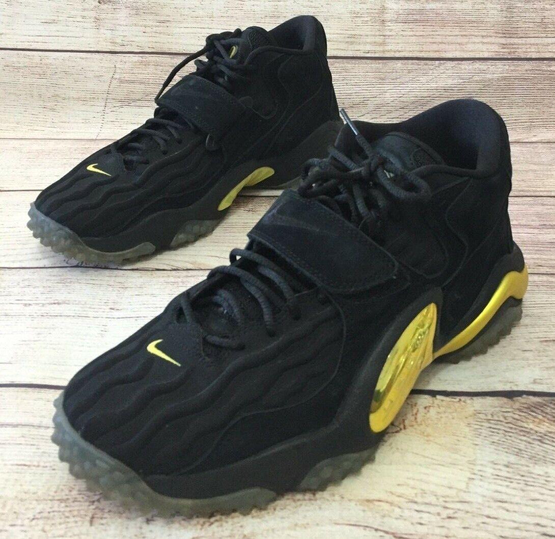 aeef106602ea Nike Air Zoom Turf Jet 97 97 97 QS Oregon Ducks Cross Trainer shoes 585387-
