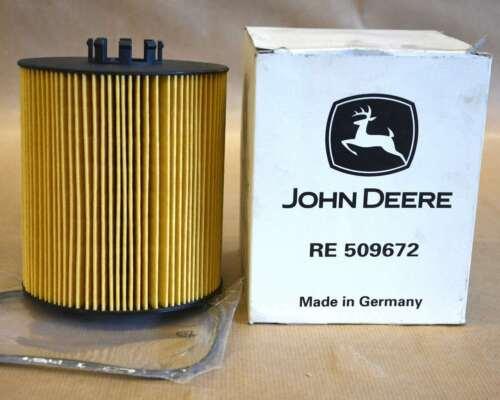 Original John Deere RE509672 FILTEREINSATZ