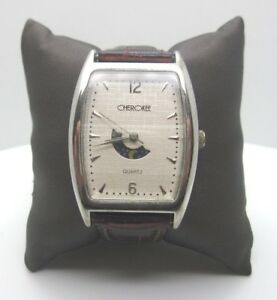 Cherokee-Quartz-Moon-Phase-Analog-Dial-Watch-A454