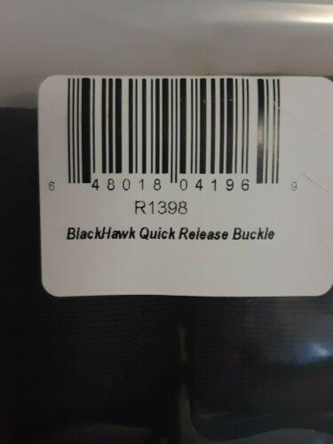 Factory New BlackHawk Quick Release Buckle Part#R1398