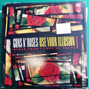GUNS-039-N-039-ROSES-USE-YOUR-ILLUSION-I-LASER-DISC-WORLD-TOUR-1992-IN-TOKYO