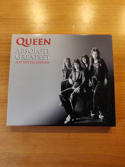 Queen: Absolute Greatest, rock, CD, Special Edition i pæn…