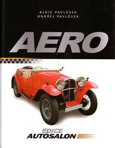 Book-Aero-Cars-500-662-30-50-Minor-1928-1951-Czech-Edice-Autosalon-Pavlusek