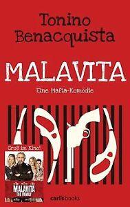 The-Family-Eine-Mafia-Komoedie-von-Benacquista-Tonino-Buch-Zustand-gut