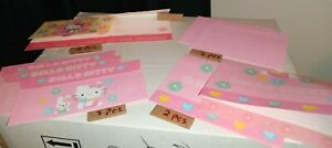 Hello-Kitty-Rare-Stationary-etc-Lot-30-pieces-see-all-3-pics-to-confirm-identity
