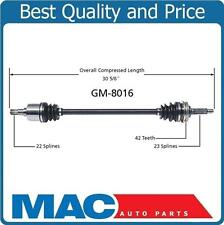 95 to 2000 Metro 1.0L 3 Cly Passengers Side CV Joint Half Shaft GM-8016