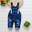 26-style-Kids-Baby-Boys-Girls-Overalls-Denim-Pants-Cartoon-Jeans-Casual-Jumpers thumbnail 26