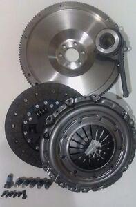 Double-Pour-SMF-Volant-et-embrayage-Kit-CSC-Bolts-VW-PASSAT-2-0-TDI-2-0TDI-16-V