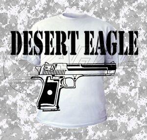 e70c9aad Image is loading Desert-Eagle-T-Shirt