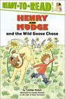 Henry and Mudge and The Wild Goose Chase 9780689834509 by Cynthia Rylant