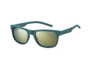 sunglasses Polaroid PLD 6015 S green gold mirrored polarized VWA LM ... a99f0879f4