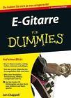 E-Gitarre Fur Dummies by Jon Chappell (Paperback, 2015)
