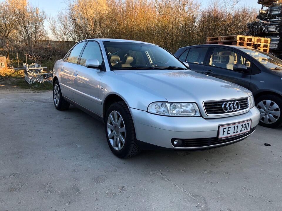 Audi A4, 1,6, Benzin