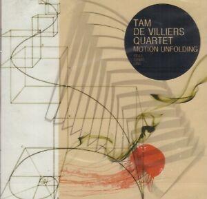 TAM-DE-VILLIERS-QUARTET-MOTION-UNFOLDING-2011-JAZZ-CD