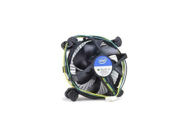 [Lot of 3] Intel E97378-001 LGA1155/1156 Aluminum/Copper CPU Heatsink