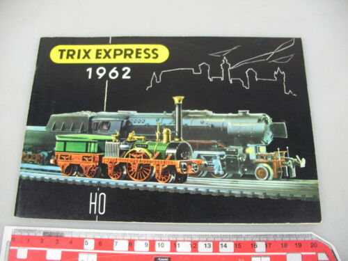 AN9640,5# Trix Express H0 Catalogue Issue 1962